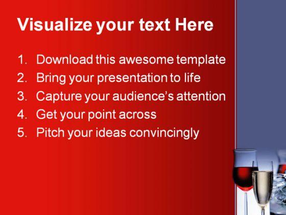 Wine people powerpoint template 0810 toneelgroepblik Images