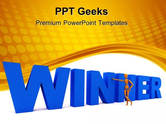 winner competition powerpoint templates and powerpoint