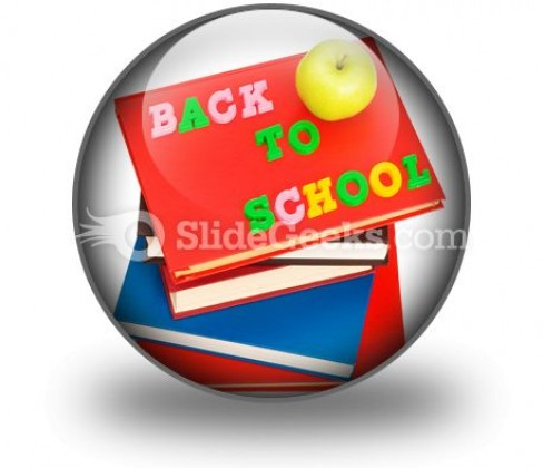 Back To School04 PowerPoint Icon C